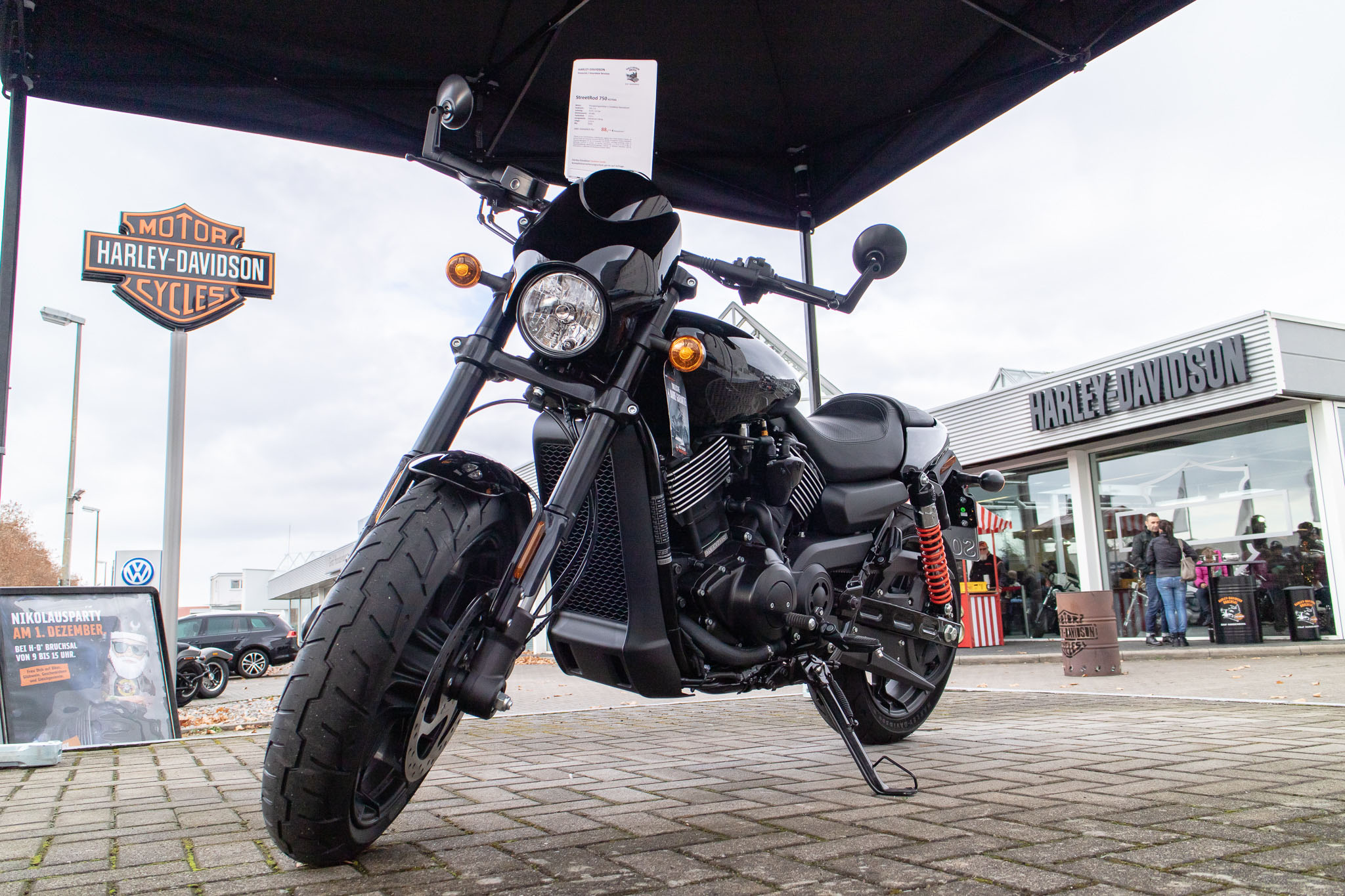 Harley-Davidson Bruchsal: 01.12.2018 | Nikolausparty