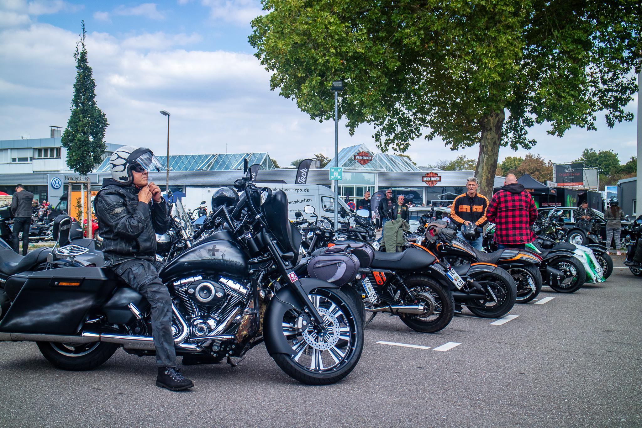 Harley-Davidson Bruchsal: 14. - 15.09.2018 | Grand Opening
